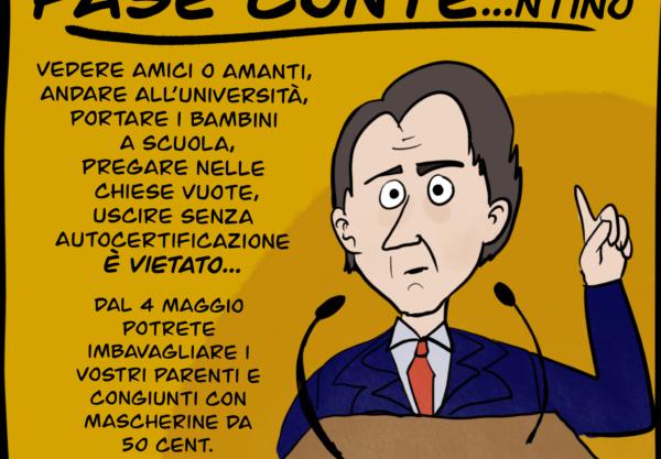 Fase Conte(ntino) - Angela Norelli